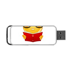 Geek Kid Portable Usb Flash (two Sides) by athenastemple