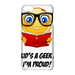Geek Kid Apple Ipod Touch 5 Hardshell Case With Stand by athenastemple