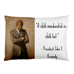 A Child Is Miseducated    Pillow Case
