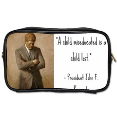 A Child Is Miseducated    Toiletries Bags 2 Side by athenastemple