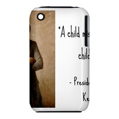 A Child Is Miseducated    Iphone 3s/3gs by athenastemple