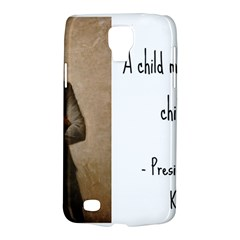 A Child Is Miseducated    Galaxy S4 Active by athenastemple