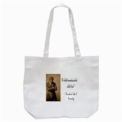 A Child Is Miseducated    Tote Bag (white) by athenastemple