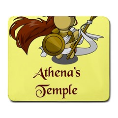 Athena s Temple Large Mousepads by athenastemple