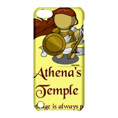 Athena s Temple Apple Ipod Touch 5 Hardshell Case With Stand by athenastemple