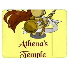 Athena s Temple Samsung Galaxy Tab 7  P1000 Flip Case by athenastemple