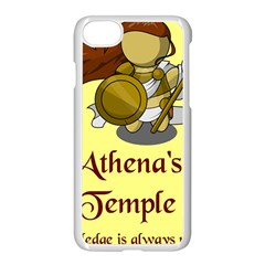 Athena s Temple Apple Iphone 7 Seamless Case (white) by athenastemple