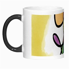Art Abstract Exhibition Colours Morph Mugs by Nexatart