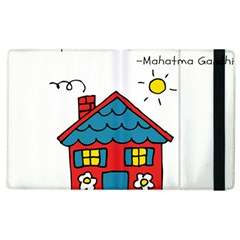 No School Greater    Apple Ipad 2 Flip Case by athenastemple
