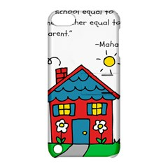 No School Greater    Apple Ipod Touch 5 Hardshell Case With Stand by athenastemple