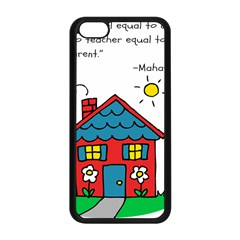 No School Greater    Apple Iphone 5c Seamless Case (black) by athenastemple