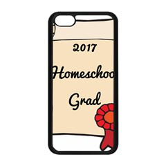 2017 Homeschool Grad! Apple Iphone 5c Seamless Case (black) by athenastemple