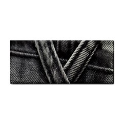 Backdrop Belt Black Casual Closeup Cosmetic Storage Cases by Nexatart