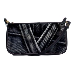 Backdrop Belt Black Casual Closeup Shoulder Clutch Bags