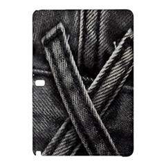 Backdrop Belt Black Casual Closeup Samsung Galaxy Tab Pro 10 1 Hardshell Case by Nexatart