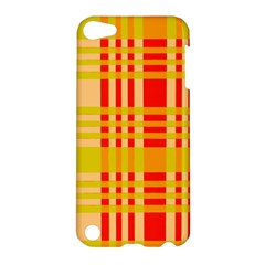 Check Pattern Apple Ipod Touch 5 Hardshell Case by Nexatart