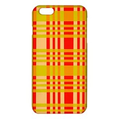 Check Pattern Iphone 6 Plus/6s Plus Tpu Case by Nexatart