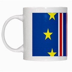 Britain Eu Remain White Mugs