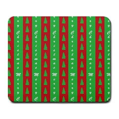 Christmas Tree Background Large Mousepads