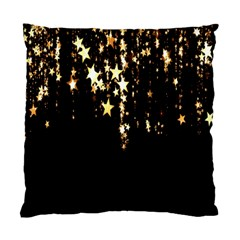 Christmas Star Advent Background Standard Cushion Case (two Sides)