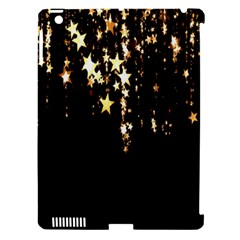 Christmas Star Advent Background Apple Ipad 3/4 Hardshell Case (compatible With Smart Cover)