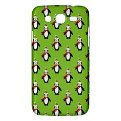 Christmas Penguin Penguins Cute Samsung Galaxy Mega 5 8 I9152 Hardshell Case