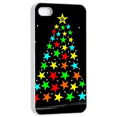 Christmas Time Apple Iphone 4/4s Seamless Case (white)