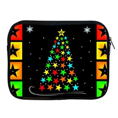 Christmas Time Apple Ipad 2/3/4 Zipper Cases by Nexatart