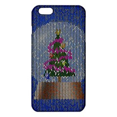 Christmas Snow Iphone 6 Plus/6s Plus Tpu Case by Nexatart