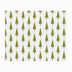 Christmas Tree Small Glasses Cloth (2 Side)