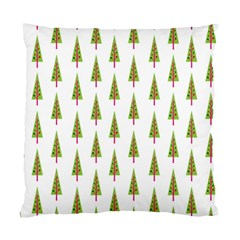 Christmas Tree Standard Cushion Case (one Side)