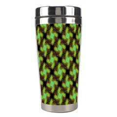 Computer Graphics Graphics Ornament Stainless Steel Travel Tumblers by Nexatart