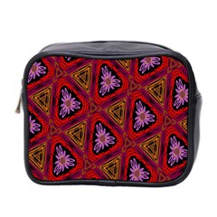 Computer Graphics Graphics Ornament Mini Toiletries Bag 2 Side by Nexatart