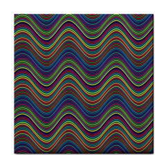 Decorative Ornamental Abstract Tile Coasters