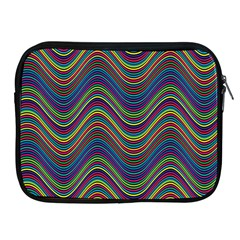 Decorative Ornamental Abstract Apple Ipad 2/3/4 Zipper Cases by Nexatart