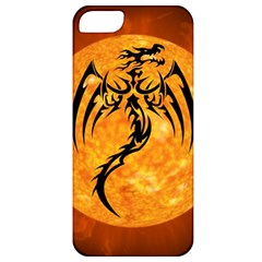 Dragon Fire Monster Creature Apple Iphone 5 Classic Hardshell Case by Nexatart
