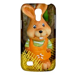 Easter Hare Easter Bunny Galaxy S4 Mini by Nexatart