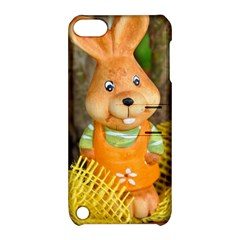 Easter Hare Easter Bunny Apple Ipod Touch 5 Hardshell Case With Stand by Nexatart