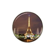 Paris Eiffel Tower Hat Clip Ball Marker (10 Pack) by Nexatart