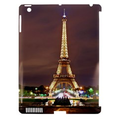 Paris Eiffel Tower Apple Ipad 3/4 Hardshell Case (compatible With Smart Cover)