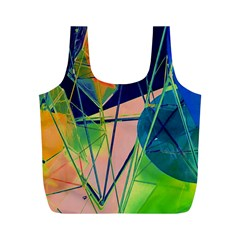 New Form Technology Full Print Recycle Bags (m)  by Nexatart