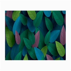 Leaf Rainbow Small Glasses Cloth (2 Side)