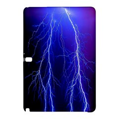 Lightning Electricity Elements Danger Night Lines Patterns Ultra Samsung Galaxy Tab Pro 12 2 Hardshell Case by Jojostore