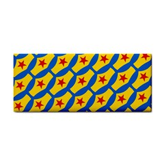 Images Album Heart Frame Star Yellow Blue Red Cosmetic Storage Cases by Jojostore
