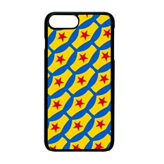 Images Album Heart Frame Star Yellow Blue Red Apple Iphone 7 Plus Seamless Case (black) by Jojostore