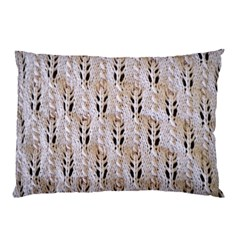 Jared Flood s Wool Cotton Pillow Case (two Sides)