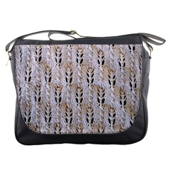 Jared Flood s Wool Cotton Messenger Bags