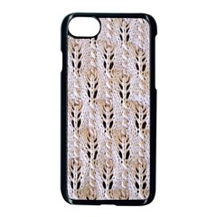Jared Flood s Wool Cotton Apple Iphone 7 Seamless Case (black) by Jojostore