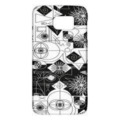Point Line Plane Themed Original Design Galaxy S6