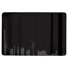 Windmild City Building Grey Ipad Air 2 Flip